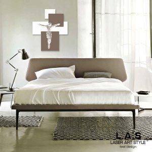 L:A:S - Laser Art Style - CR19 BIANCO-GRIGIO MARRONE