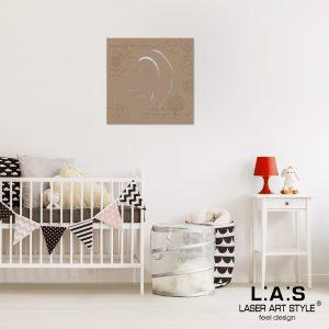 L:A:S - Laser Art Style - Q-034-T7 NOCCIOLA
