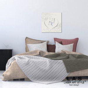 L:A:S - Laser Art Style - Q-035-T6 PANNA