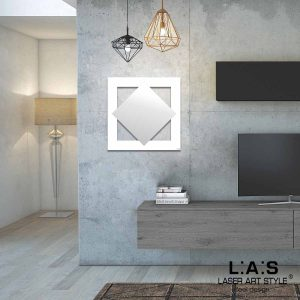 L:A:S - Laser Art Style - Q-SP BIANCO