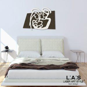 L:A:S - Laser Art Style - SI-228XL-T1 MARRONE-PANNA