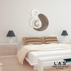 L:A:S - Laser Art Style - SI-265-SF PANNA – GRIGIO MARRONE