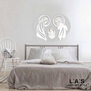 L:A:S - Laser Art Style - SI-266-SF GRIGIO LUCE – BIANCO