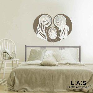 L:A:S - Laser Art Style - SI-266-SF GRIGIO MARRONE – PANNA
