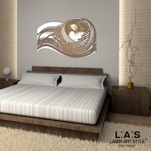 L:A:S - Laser Art Style - SI-267 BIANCO-GRIGIO MARRONE-NOCCIOLA