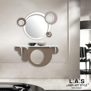 L:A:S - Laser Art Style - SI-279 BIANCO – GRIGIO MARRONE