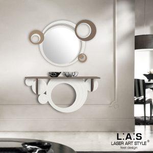 L:A:S - Laser Art Style - SI-279 GRIGIO MARRONE-PANNA