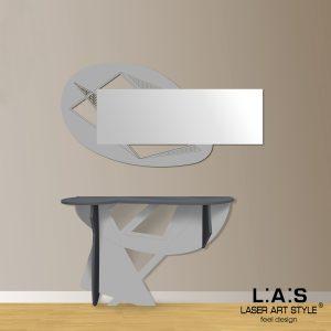L:A:S - Laser Art Style - SI-382 ANTRACITE-CEMENTO