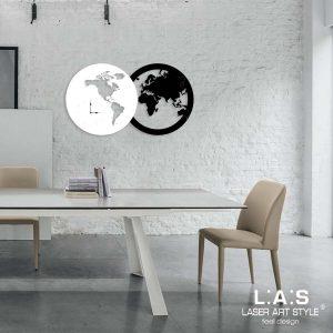 L:A:S - Laser Art Style - SI-459 NERO -BIANCO