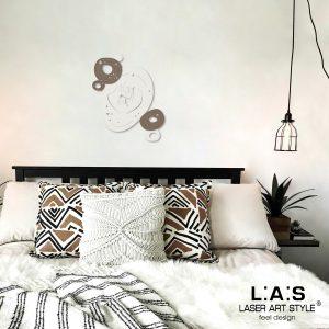 L:A:S - Laser Art Style - SI-480L PANNA – GRIGIO MARRONE