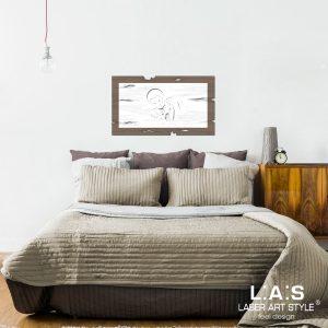 L:A:S - Laser Art Style - SI-489XL-T8 GRIGIO MARRONE – BIANCO