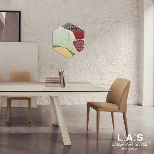 L:A:S - Laser Art Style - SI-533 DECORO ROSSO