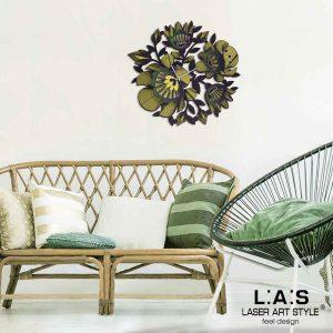 L:A:S - Laser Art Style - SI-537 DECORO VERDE