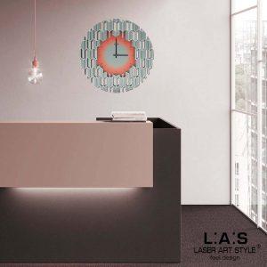 L:A:S - Laser Art Style - SI-540 DECORO ROSA-NERO