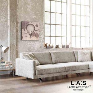 L:A:S - Laser Art Style - Q-029 DECORO RUGGINE