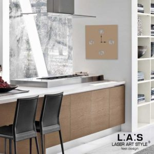 L:A:S - Laser Art Style - Q-OR NOCCIOLA