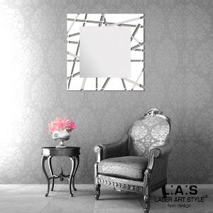 L:A:S - Laser Art Style - SI-095Q-SP BIANCO