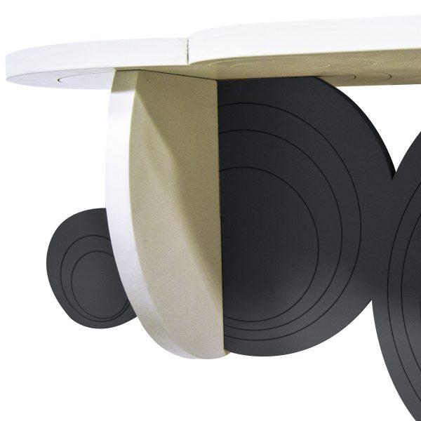 L:A:S - Laser Art Style - SI-279 BIANCO – ANTRACITE