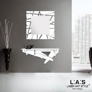 L:A:S - Laser Art Style - SI-291 BIANCO-BIANCO