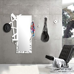L:A:S - Laser Art Style - SI-293 BIANCO-BIANCO