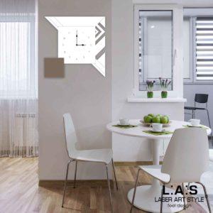 L:A:S - Laser Art Style - SI-356 BIANCO-GRIGIO MARRONE