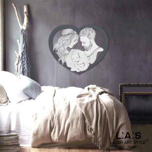 L:A:S - Laser Art Style - SI-530 ANTRACITE-DECORO TONI FREDDI