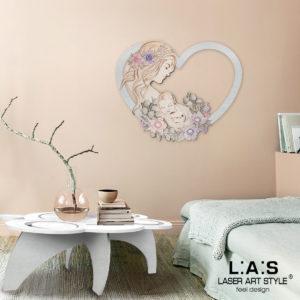 L:A:S - Laser Art Style - SI-528 ARGENTO-DECORO TONI FREDDI