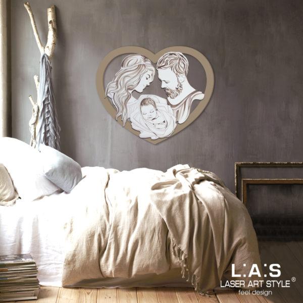 L:A:S - Laser Art Style - SI-530 NOCCIOLA-DECORO TONI CALDI