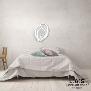 L:A:S - Laser Art Style - SI-324XL GRIGIO LUCE – BIANCO