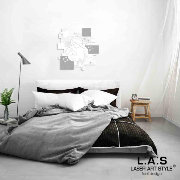 L:A:S - Laser Art Style - SI-432L BIANCO-CEMENTO