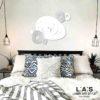 L:A:S - Laser Art Style - SI-480XL BIANCO – ARGENTO