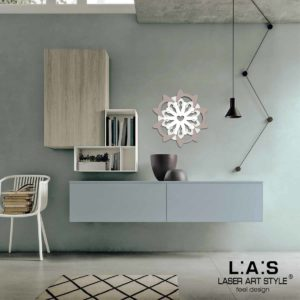 L:A:S - Laser Art Style - SI-516 PANNA-TORTORA-BIANCO