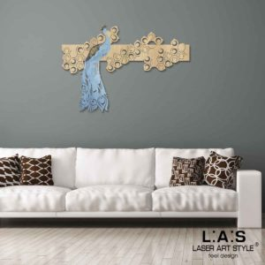 L:A:S - Laser Art Style - W-336XL NATURAL WOOD-DECORO BLUETTE
