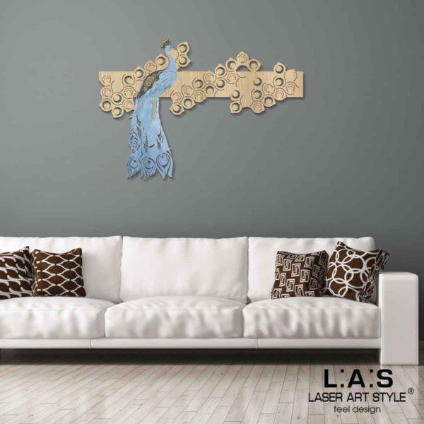 L:A:S - Laser Art Style - W-336XL NATURAL WOOD-DECORO BLUETTE