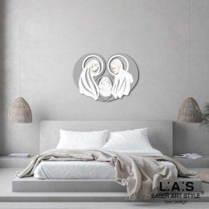 L:A:S - Laser Art Style - SI-266-SF-L CEMENTO-BIANCO